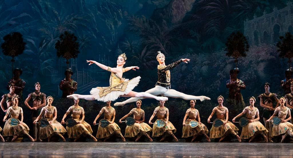 ballet bayadere