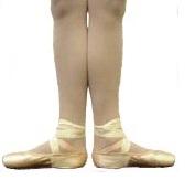 position 1 pieds danse classique