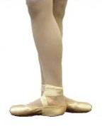 position 3 pieds danse classique.