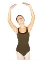 position 5 bras danse classique