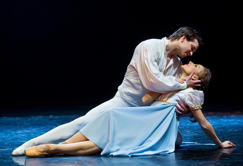 ballet romeo et juliette