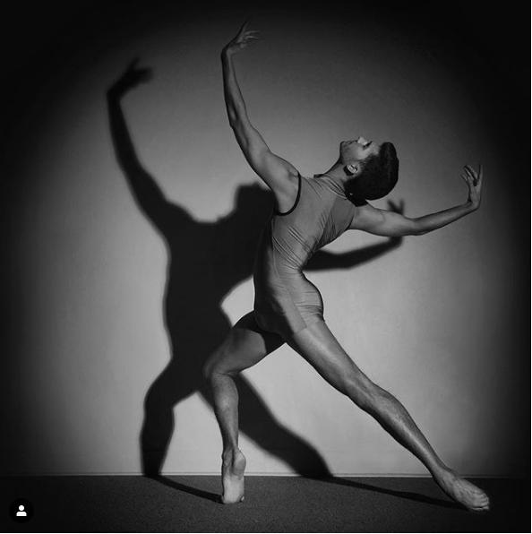 danseur Manuelgarridoart
